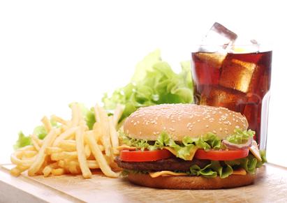 Fast Food Garbage
